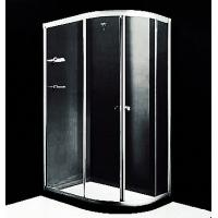 Cheap Versatile 1000 X 1000 Quadrant Shower Enclosures 4mm - 6mm Frosted Glass for sale