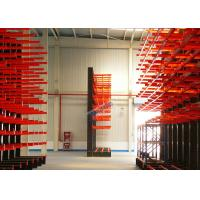Quality 1200 Kg Load Capacity Cantilever Storage Racks Roll - Formed H Beam With 700mm Arm wholesale