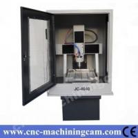 Buy cheap cnc router cutting thin metal ZK-4040(400*400*300mm) from wholesalers