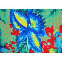 Best Colorful Patterned Polyester Fabric Non - Flammable Density 72 X 40 wholesale
