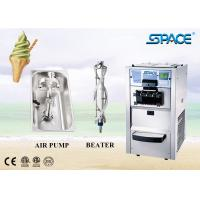 Best Low Noise Two Hopper Table Top Ice Cream Making Machine With Self - Check wholesale