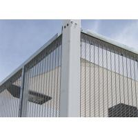 Buy cheap 358 Prison Mesh Fencing,Anti Cut ,Anti Climb ,12mm x 75mm mesh opening from wholesalers