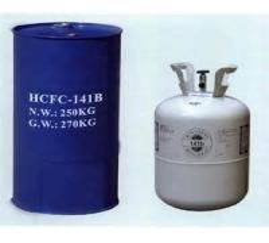 Best Refrigerant gas r141b in 250kg steel drum, cleaning agent R141b. foaming agent R141b wholesale