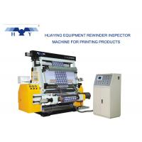 High speed Slitter Rewinder Machine , Doctoring Rewinding Machine