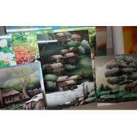 Best Custom lenticular printing3D Lenticular Billboard Stereoscopic produced by OK3D leticular printing facotry wholesale