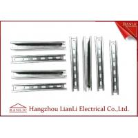 Best Electro Strut Channel Fittings Steel U Channel Slotted or None Slotted , long Length wholesale