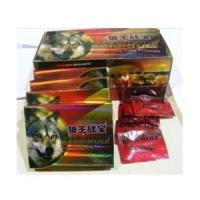 Buy cheap KING-WOLF Natural Male Enhancement Capsules Enhance Libido For Men from wholesalers