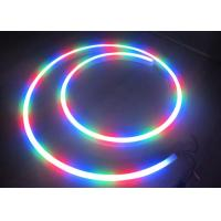 Best Colorful Battery Powered Neon Led Strip Lights High Luminous Flux Eco - Friendly wholesale