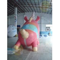 Cheap Attractive Large Inflatable Unicorn , Customized Durable Unicorn Balloon for sale