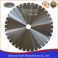 Best 600mm Laser Wall Saw Blades , Reinforced Concrete Cutting Saw Blade wholesale