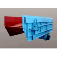 Best High Frequency Vibrating Screen Vibratory Tray Feeder 5° - 10° Inclination Angle wholesale