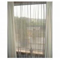 Best rf shielding fabric curtains transparent silver mesh mosquito net fabric wholesale