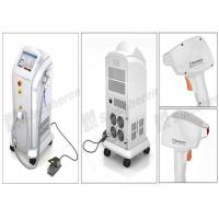 Best 808nm Diode Laser Hair Removal Machine , Permanent Hair Removal Devices wholesale