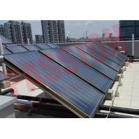 Best Low Emission Flat Plate Solar Heat Collector For Swimming Pool Solar Water Heater wholesale
