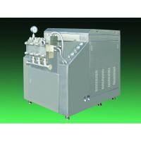 Best Energy Saving Food Sterilization Equipment Juice Milk Homogenizer Machine wholesale