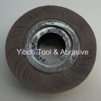 Best 350*50*32mm Plane Flap Wheel for Polishing Steel Pipe wholesale