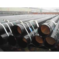 Quality Varnished Surface Seamless Steel Tubes , Round Steel Tubing ASME A213 T1 T92 T122 T911 wholesale