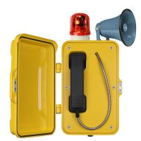 Best Auto Dial Industrial Weatherproof Telephone Vandal Proof With Broadcast wholesale