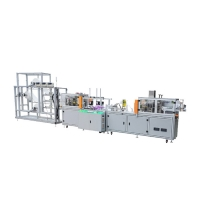 Best Disposable Three Layer Outer Earloop Mask Manufacturing Machine wholesale