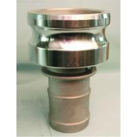 Best Al reducing cam groove coupling for industry  Type ER MIL-A-A-59326 Gravity casting wholesale