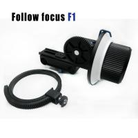 Cheap Follow Focus F1 for DV HDV DSLR for sale