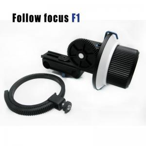Cheap Follow Focus F1 for DV HDV DSLR for sale