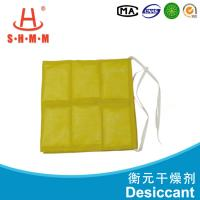 Best 200% Absorption Capacity Effective Container Desiccant Bag For Reducing Air Humidity wholesale
