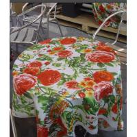 Quality Coated Polyester Satin Digital Printing Fabric For Tablecloth Making wholesale
