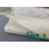 Buy cheap Pure Banana Fiber Spunlace Nonwoven Fabric Rolls Square Pattern Breathable from wholesalers