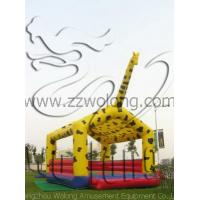 China hot sale Inflatable china bouncy castles prices on sale !!! on sale