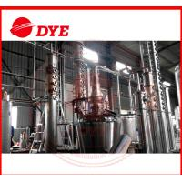Best Customized Miniature Copper Distiller Equipment PLC Automatic Control wholesale