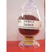Best C I Vat Red 1 Vat Pink R Textile Dyeing Chemicals With ISO14001 Approve wholesale