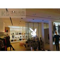 Best Commercial Pixel 10mm Glass Wall Led Screen For Exihibition JC-KS-PH10MM wholesale