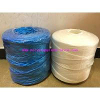 Cheap Fibrillated Polypropylene Twine High Tenacity For Industry And Agricultrue for sale