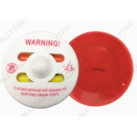 Best Red Pin 50mm Ink Security Tag New ABS Plastic Materials Environmental Friendly wholesale