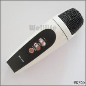 China Smart Microphone Mini Karaoke Player Handheld KTV Home KTV For Iphone& Ipad& Others media on sale