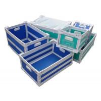 Best Moistureproof Corrosion Resistance Plastic Moving Boxes Correx Box For Food / Drink wholesale
