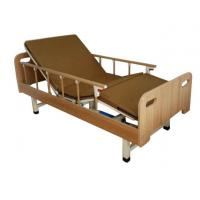 Cheap Electric Home Care Adjustable Bed For Patients With Wooden Head / Foot Board for sale