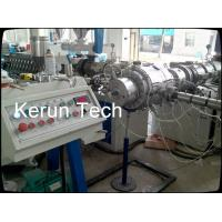 Best Automatic control PE Pipe Extrusion Machine PCC smart modular wholesale