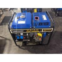 Best Low Fuel Small Diesel Generators 50 / 60HZ Less Engineering And Programming wholesale