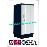 Best Metal Moisture Proof Anti Magnetic Cabinets For Fire Authorities / Financial Room wholesale
