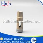 Best Brazed Diamond Core Drill Bit Diameter for 20mm for Stone/Ceramic/Glass Golden wholesale