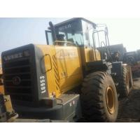 Cheap Used SDLG 953 Front End Tractor Loader3cbm Bucket 16600kg Operating Weight for sale