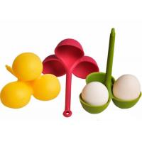 Best Easy To Cooking Food Grade Silicone Egg Poach Frame Silicone Egg Mold wholesale