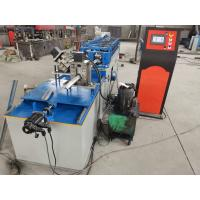 Buy cheap Aluminum Hat Style Stud Roll Forming Machine , 4 kw Ceiling Roll Forming Machine from wholesalers