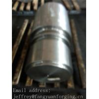 Best 18CrNiMo7-6 Hot Rolled Forged Shaft For Gear Box Wind Power  Mining Machinery wholesale