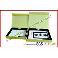 Cheap Luxury Paper Rigid Gift Boxes, Magnetic Custom Printed Packaging Boxes with PS tray for sale
