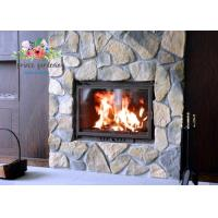 Cheap Professional Warm Cast Iron Wood Burning Fireplace Free Standing for sale