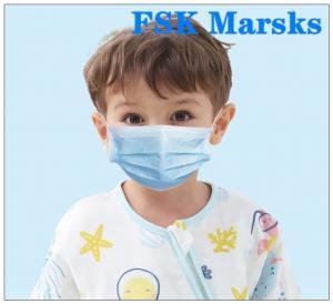 Best Boys  Girls Kids Face Mask Disposable Children'S Medical Masks 4 - 12 Years wholesale