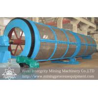 Best Drum Dewatering Vibrating Screen Classification , Rotary Trommel Screen wholesale